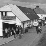 alte Schützenhalle (bis 1985) der mittlere Teil stammt von der Ersterbauung 1891/92