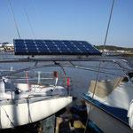 100Wc, autonomie pour les navigations en Bretagne sud