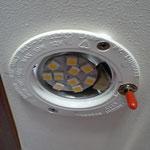 éclairage - lampe 10 leds