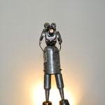 Sonneur de Cloches. Sculpture