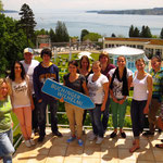 Exkursion zur Buchingerklinik nach Überlingen: Toller Einblick in die Praxis für unsere Bachelorstudenten im Studiengang Gesundheits- und Tourismusmanagement