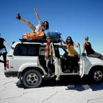 V.l.n.r.: Kristina, Igor, Melissa, Veronica, Alena