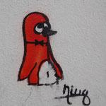 Pingouin gentleman.