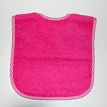 Klettlatz pink