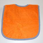 Klettlatz orange