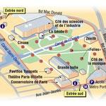 Notre Temps / Parc de La Villette