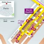 Arts Magazine / Marché aux Puces de Saint-Ouen