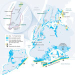 GEO / New York / Montée des eaux / A plan against flooding