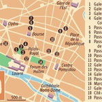 Bayard / Les passages de Paris