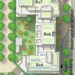 Architecture / plan masse