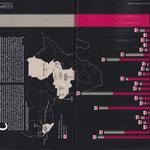 GEO / Le monde en cartes / Ebola