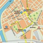 Arts Magazine / Parcours dans Rome