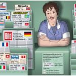 Historia / La presse européenne