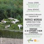 Archives Patrice Moreau. Médiathèque. Chambray Lès Tours 2021