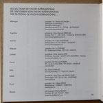Archives Patrice Moreau.  Saint Louis: Triennale internationale de l'impression artistique en relief. Fondation Fernet-Branca 2007