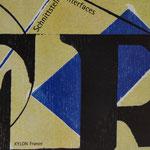 Archives Patrice Moreau. Allemagne : Städtisches Kunstmuseum Spendhaus. Reutlingen 2002, France : Musée Pierre Noël. Saint Dié des Vosges 2003