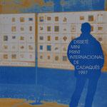 Archives Patrice Moreau. Espagne:  Mini Print Internacional . Cadaqués 1997