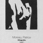 Archives Patrice Moreau. Argentine: 4ta Muestra Latinoamericana y 1° Internacional. Rosario 2000