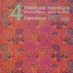 Archives Patrice Moreau. Chamalières: 4ème triennale mondiale d'estampes petit format 1997
