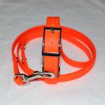 orange verstellbar mit Leine