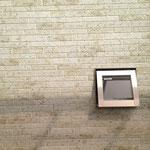 壁面はニチハサイディングですが、本物の大谷石の様で、ご近所にも評判だそうで。。