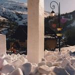 """""""Espace perpetuel"""" Valloire1997 1er prix national"""