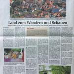 Werra-Rundschaubericht über den Ringgau, #Wanderparadies_Ringgau