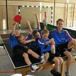 Meister Jungen Kreisklasse C 2005/2006 v.l.n.r. Raphael Brakopp, Leon Wohlbold, Daniel Brakopp, Mario Pachlhofer,  Alexander Walz