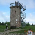 Bismarckturm Hornisgrinde