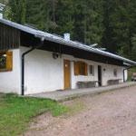 Das Kesselberghaus - unsere Unterkunft