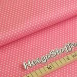 Kombinationsmöglichkeit - kleine Tupfen rosa