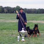Sieger im VDL-Bundesleistungshüten wurde Sven Holland aus Brandenburg