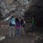 Klausenhöhlen bei Essing/Altmühltal