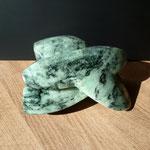 cross | speckstein grün-schwarz| 5kg | 25/18/12cm