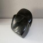 leaves | speckstein schwarz | 10.5kg | 30/19/17cm | nicht mehr verfügbar