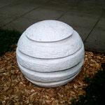 kugel | carrara-marmor weiss | d= 50cm