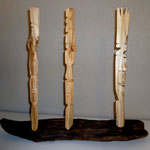 three kings | holz | h= 40cm