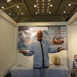 Expo/Congreso Lebenskraft Zürich 2014 - se realizó otro sueño, y nos divertimos muchísimo, con 3 mujeres que vinieron a ayudar durante todos los 4 días sin preguntar nada de regreso - ¡gracias!
