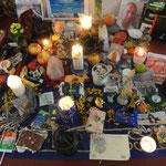 our Abundance altar...
