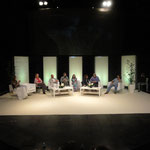 """Millennium Theatre Prague, 10-4-2014 - """"Step Forward"""" roundtable with individual presentations and questions..."""