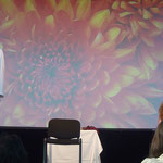at Evolution Festival: charitable Healing Meditation (of the Invisible Healer) ...