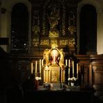 oración durante 24 horas en su iglesia / 24-Std.-Gebet in seiner Kirche...