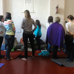 SEA OF ABUNDANCE - workshop in Prague 12/13 abril 2014