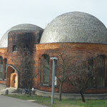 otro edificio del recinto del Goetheanum