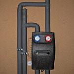 Herz und Kreislauf: Die Pumpenstation regelt effizient die Drehzahl