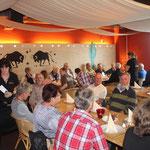 Ostseeheilbad Zingst, 11.09.2015 - 13.09.2015, der gemütliche Abend im Steak-Haus