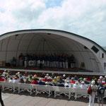 Westerland/Sylt, Konzert 2012 in der Konzertmuschel an der Promenade