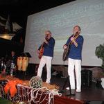 Dorf Wangerland vom 13.10. - 15.10.2017, Shantychor-Abend, was wären wir ohne unsere Musiker