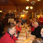 """Jahreshauptversammlung 2015, Gaststätte """"Klever Hof"""""""