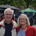 Tag der Vereine, 03.07.2016, Wilster, Colosseum-Platz, besonders nette Gäste